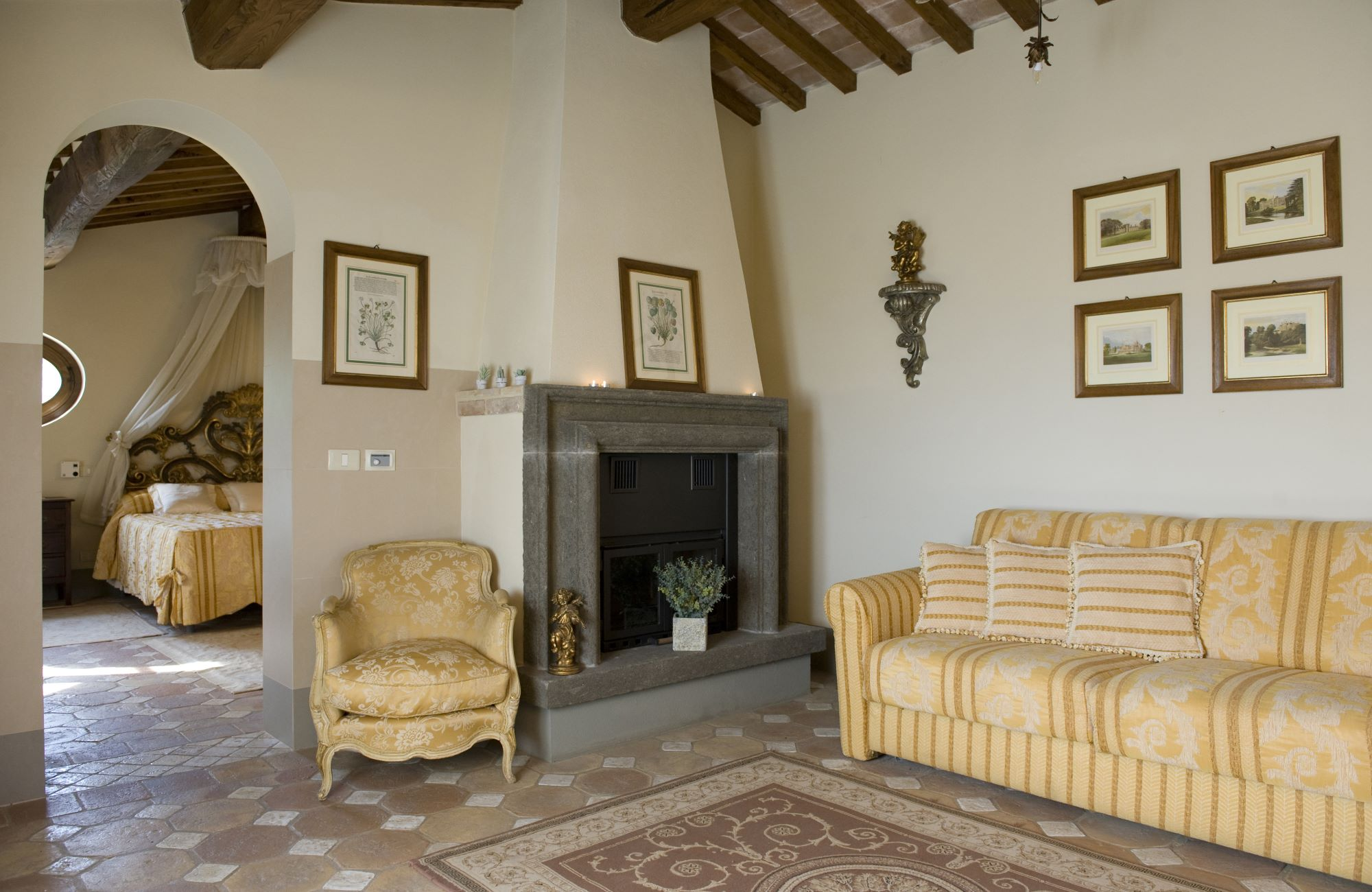 italy wedding venues, Villa Baroncino Wedding Suite