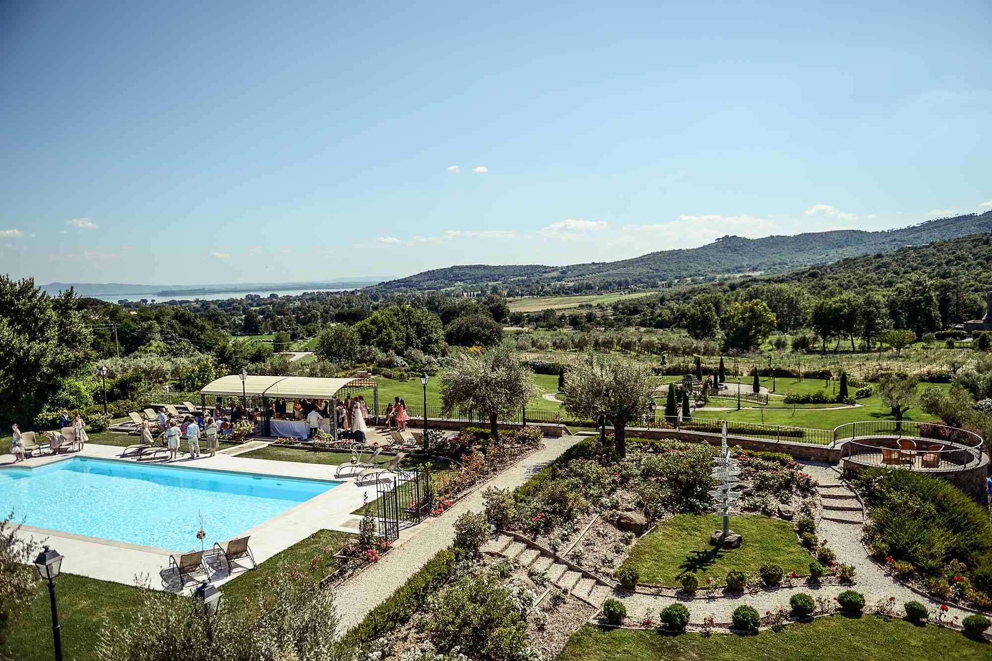 Italy Villa Sleeps 40 50 People Luxury Accommodations In