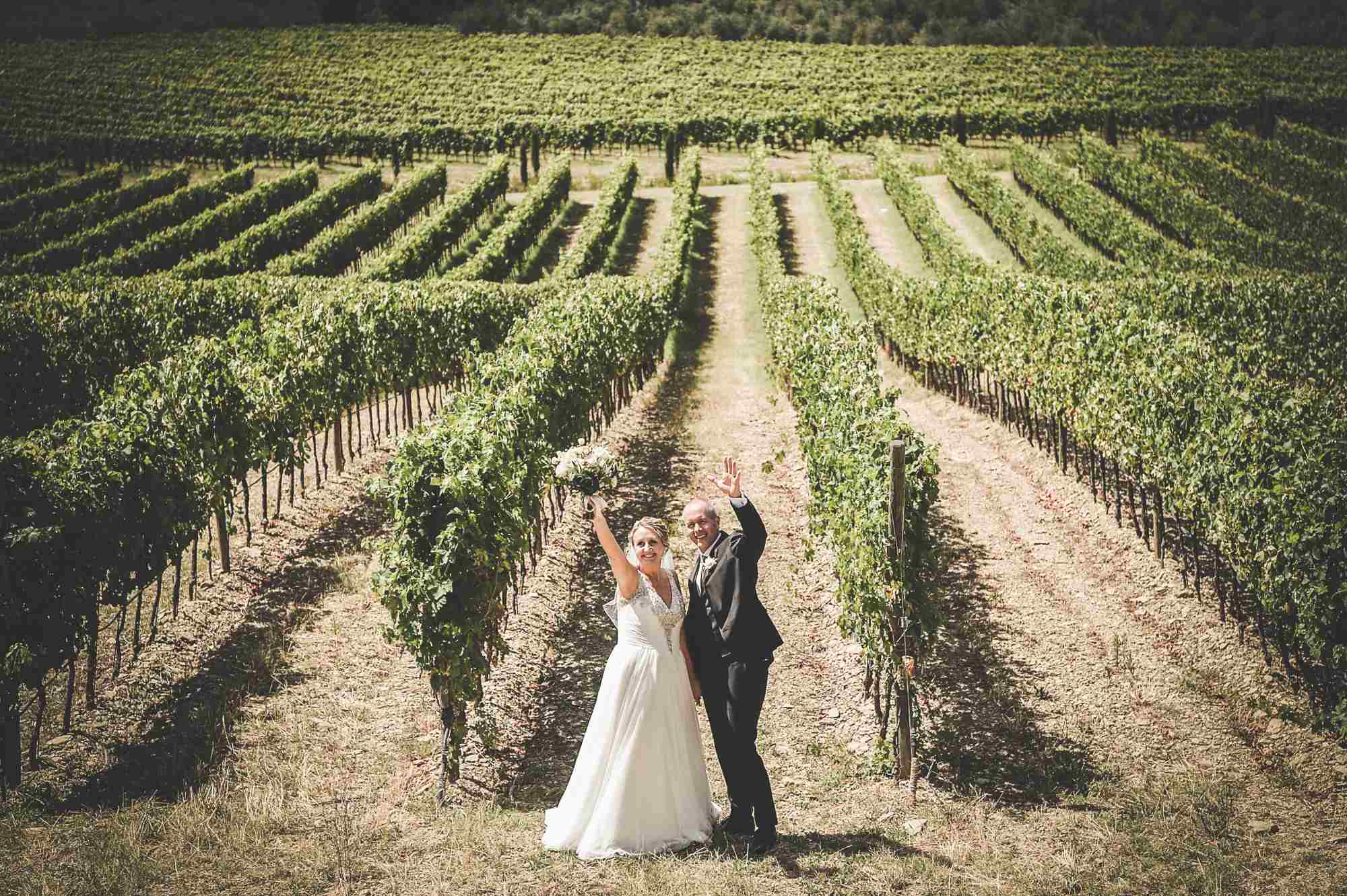 Italian Weddings At Villa San Crispolto 6 Vineyard Wedding