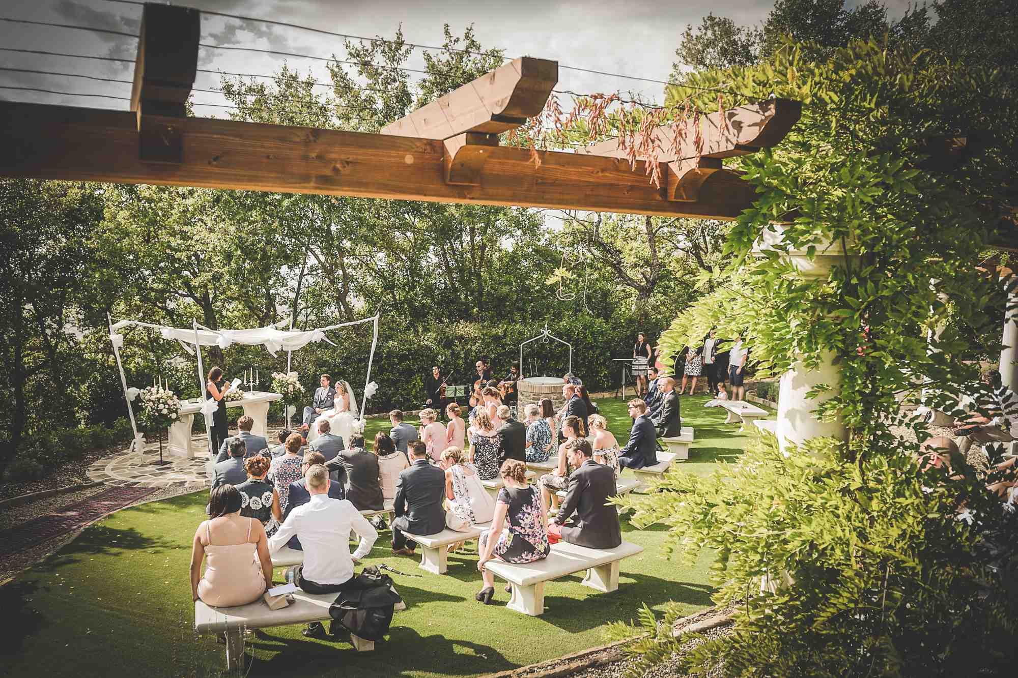 Garden Ceremonies Italy Villa San Crispolto 1