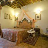 Villa wedding Italy. One of the bedrooms of Suite Villa 1.