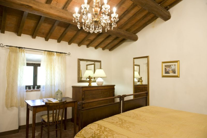 wedding villas accommodation.The bedroom of Suite Villa 9