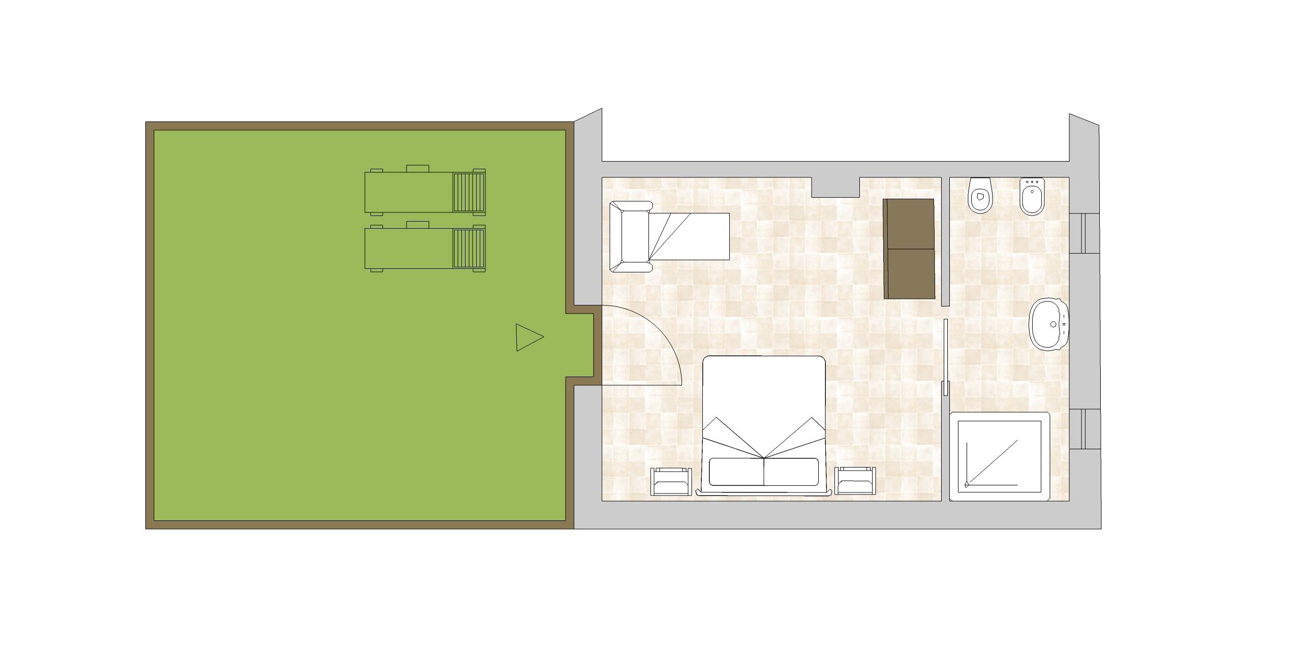 Wedding accommodation tuscany suite villa 10 villa baroncino for Tuscany floor plans