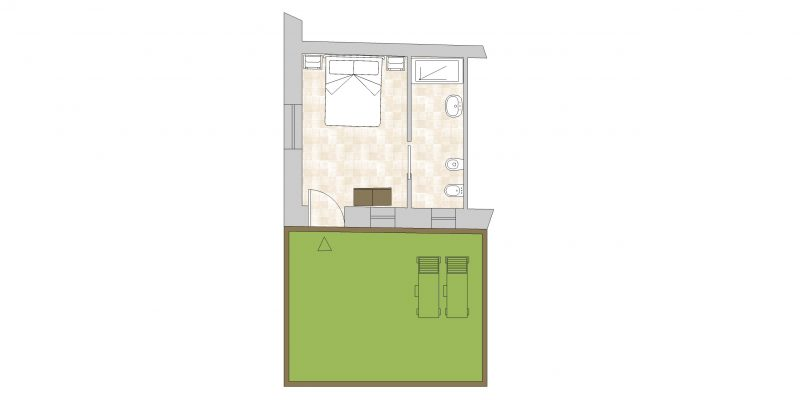 Villa-11 Floor Plan. wedding accommodation italy.