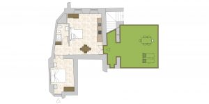 Villa-6 Floor Plan. Weddings tuscany villa.