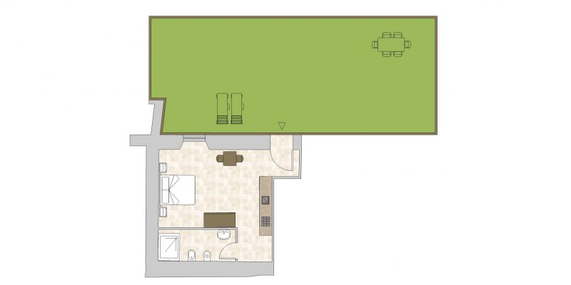 villa-7 Floor Plan. Italian Wedding Villas.