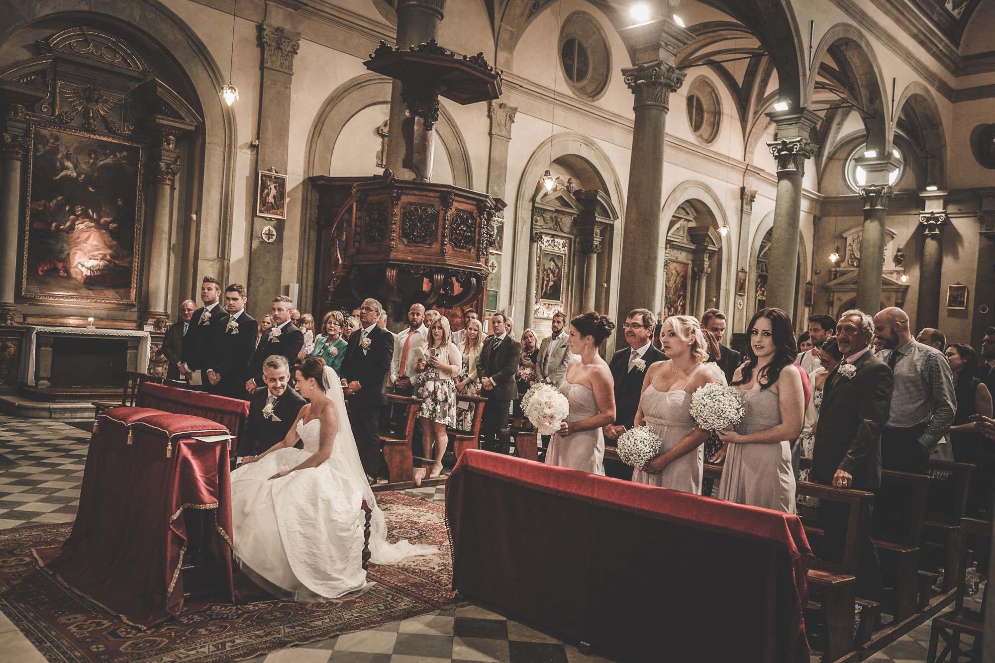 A Romantic Enchanting Italian Wedding In The Umbrian: Lindsey & Joe
