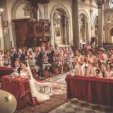 Tuscany Wedding - Cathedral of Cortona 10