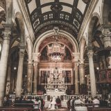 Tuscany Wedding - Cathedral of Cortona 11