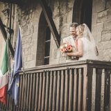 Tuscany Wedding - Cortona Town Hall 11