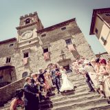 Tuscany Wedding - Cortona Town Hall 4