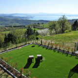 holiday villa rentals. panorama-bello-garden-1