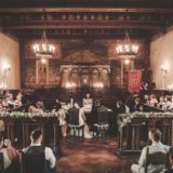 Weddings Italy ceremony in the Cortona Town Hall