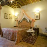 Villa wedding Italy. One of the bedrooms of Suite Villa 1.