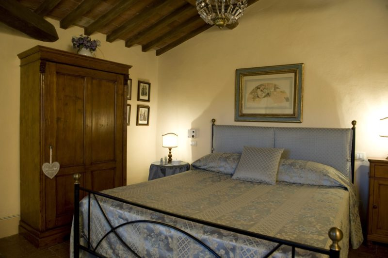 wedding apartment villas. One of the bedrooms of Villa 8