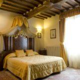 wedding venues italy. The bedroom of Villa 12
