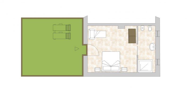 Villa-10 Floor Plan. wedding accommodation tuscany.