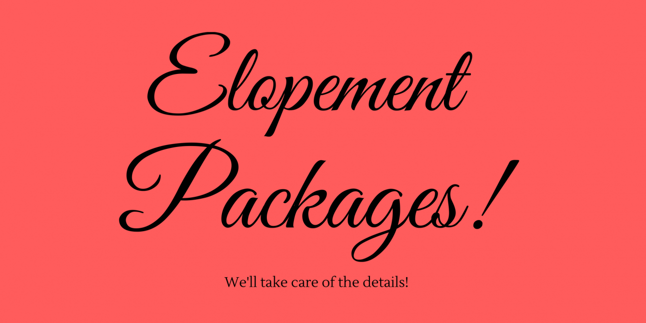 Elopement packages Italy