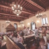 Tuscany Wedding - Cortona Town Hall 13