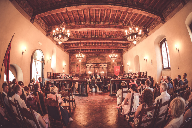 Tuscany Wedding - Cortona Town Hall 8 - Umbria wedding